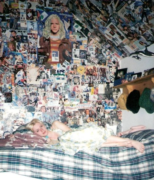 Over the past year of collecting teenage bedroom photos, I've learned that ...