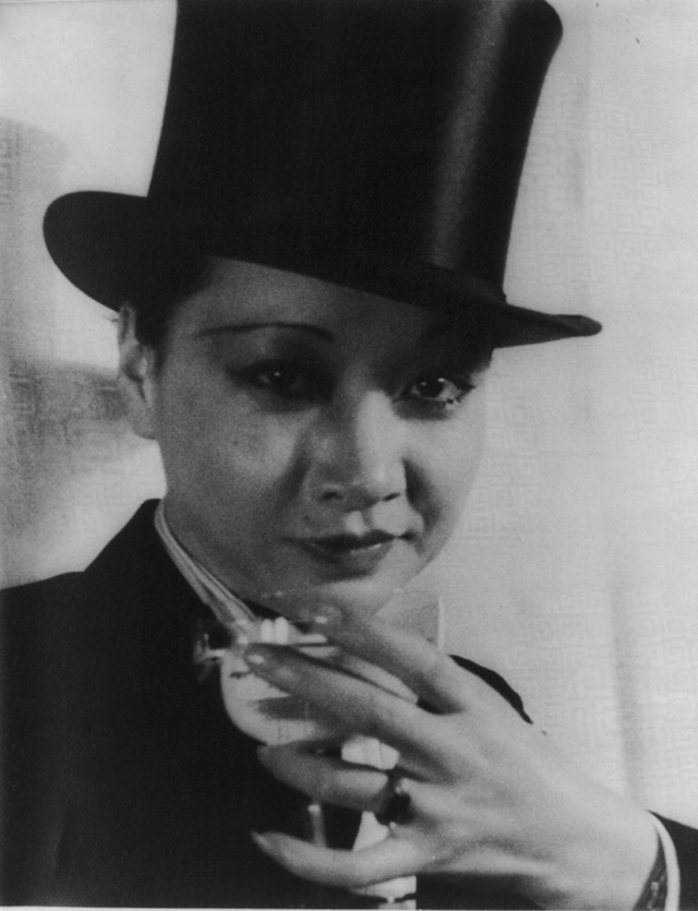 Anna May Wong man
