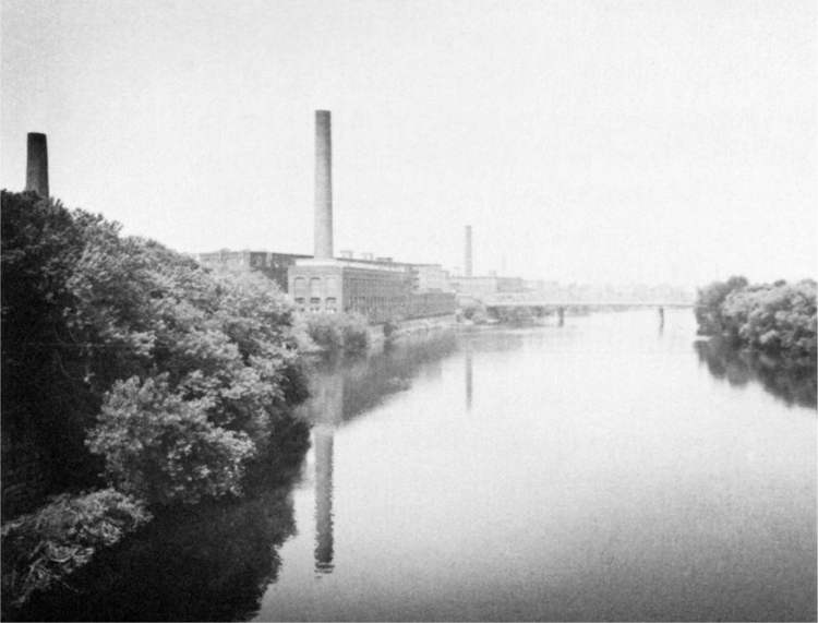 "The ""Mile of Mills"" Lowell"