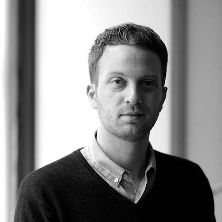 Portrait of Matt Wolf