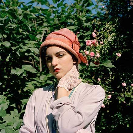 Portrait of Brenda Dean Paul